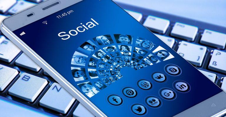 Social-network-minori